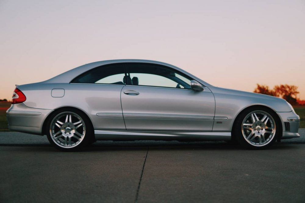 Dallas Craigslist Used Cars By Owner >> Feature Listing 2003 Mercedes Benz Clk55 Amg Brabus 6 1