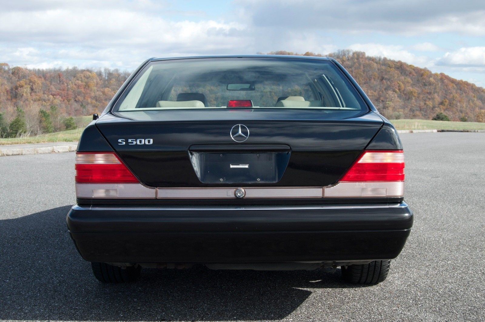1999 Mercedes-Benz S500 Grand Edition - German Cars For ...