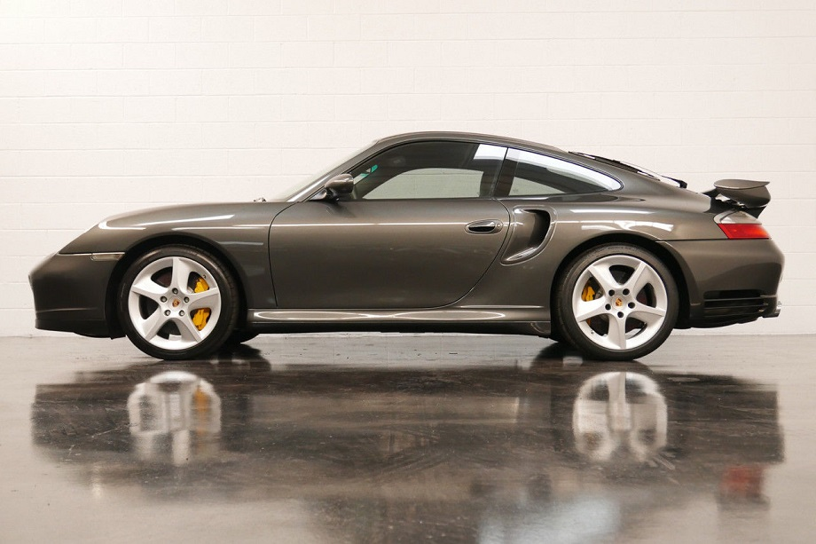 2005 porsche 911 turbo s coupe – german cars for sale blog