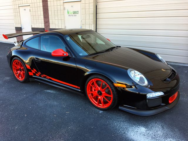 Double Take 2011 Porsche 911 Gt3 Rs Black Or White German Cars For Sale Blog