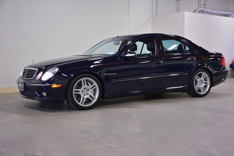 2005 Mercedes Benz E55 Amg With 21 000 Miles German Cars