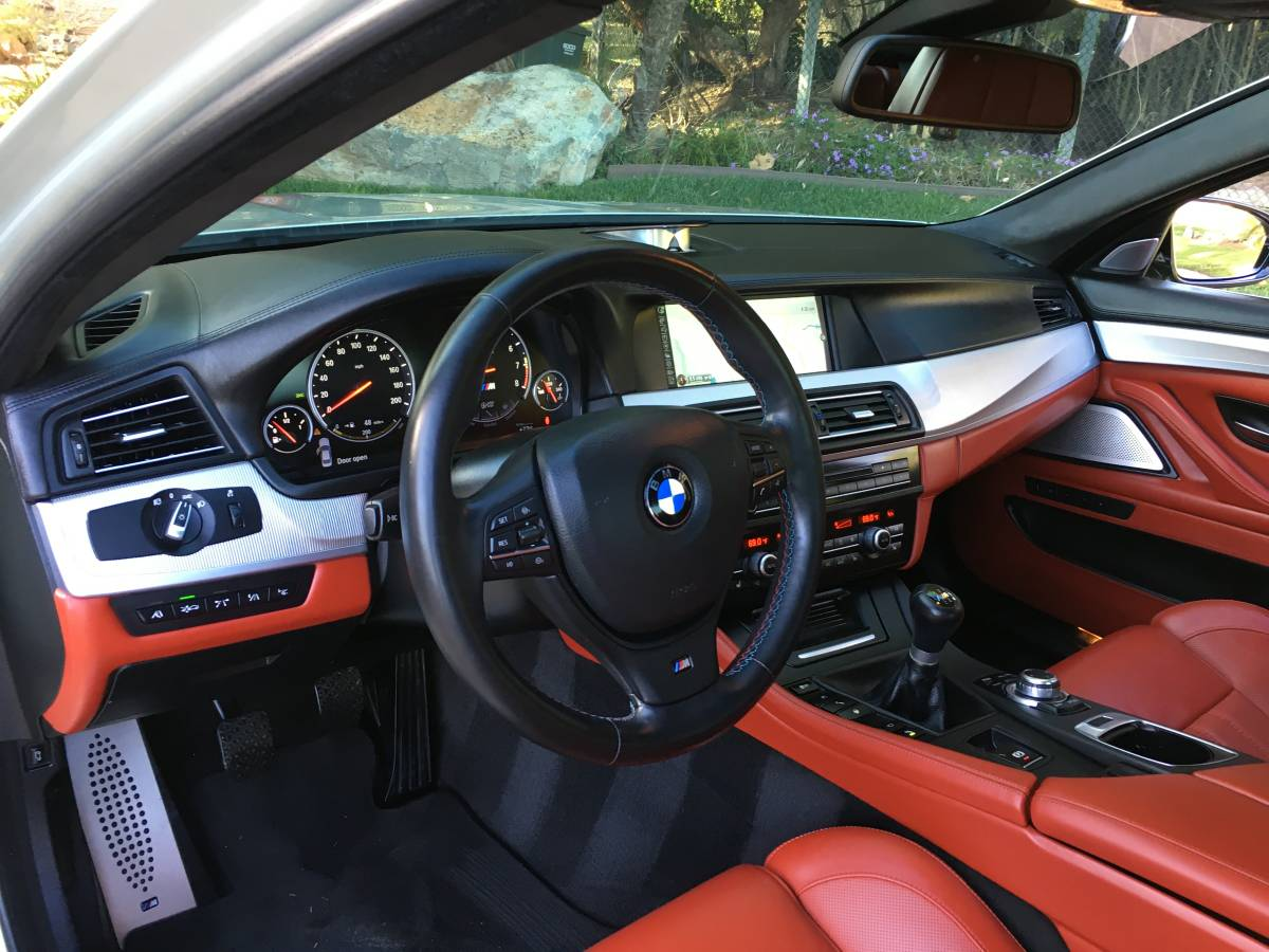 2013 Bmw M5 Individual German Cars For Sale Blog
