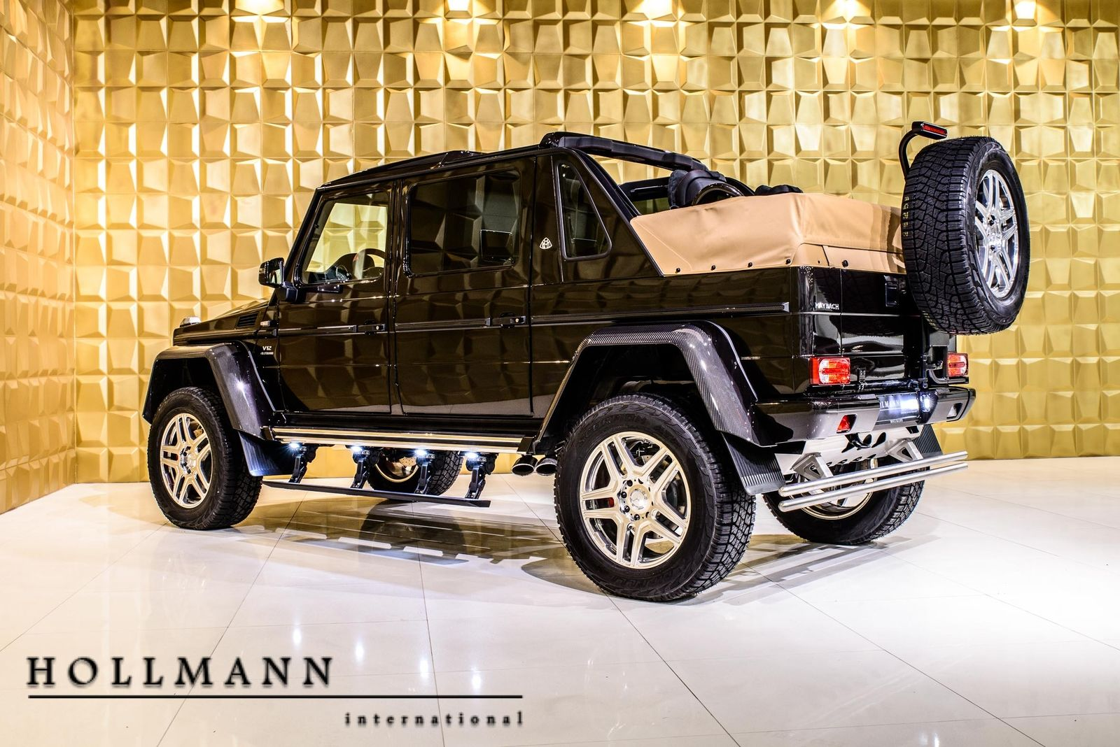 2018 Mercedes Maybach G650 Landaulet German Cars For