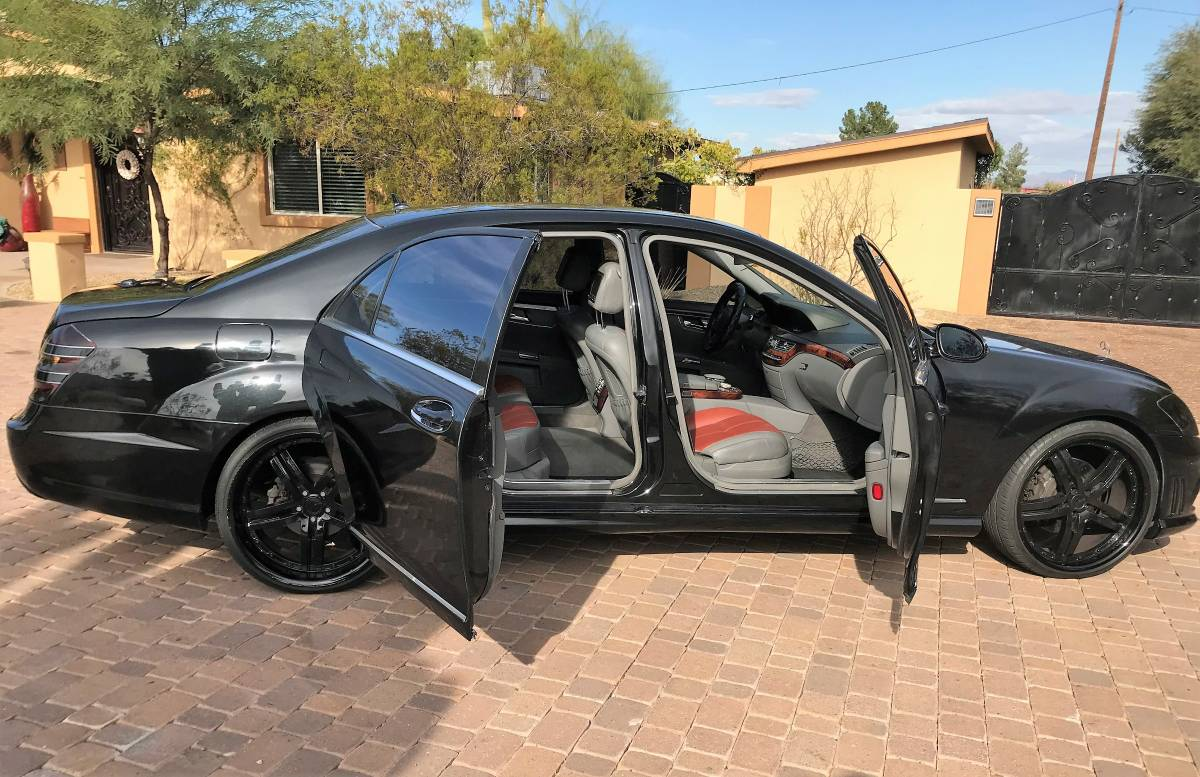 Fail Friday: 2007 Mercedes-Benz S550 | German Cars For ...