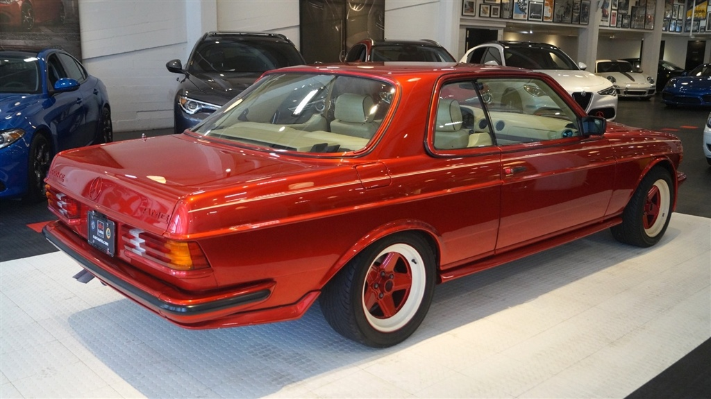 Tuner Tuesday 1983 Mercedes Benz 500ce Amg German Cars For Sale Blog