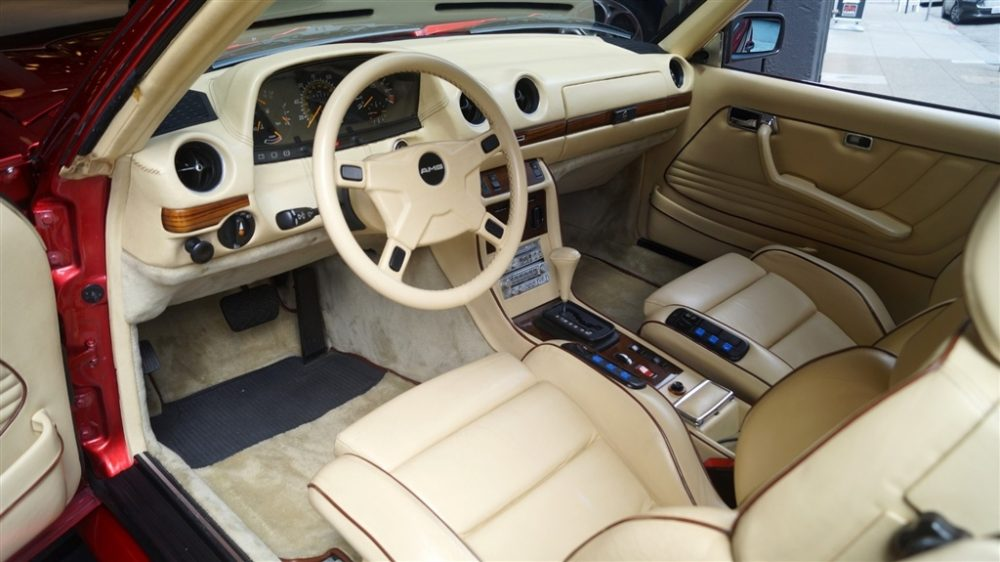 Tuner Tuesday: 1983 Mercedes-Benz 500CE AMG – German Cars For Sale Blog
