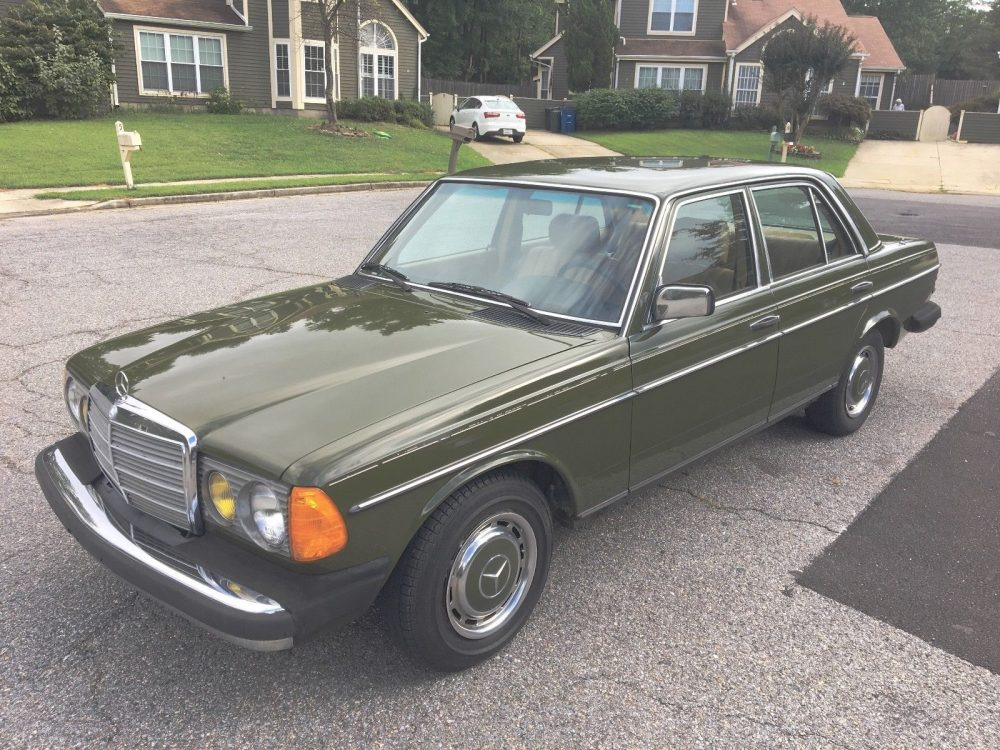 W123 – German Cars For Sale Blog