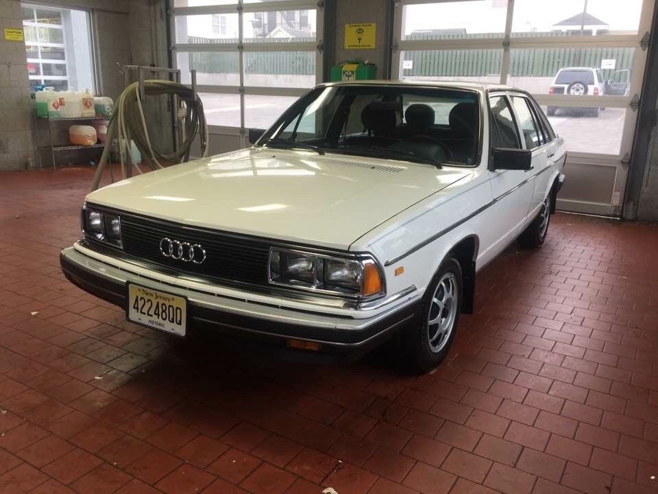Double Take 1980 And 1981 Audi 5000Ss