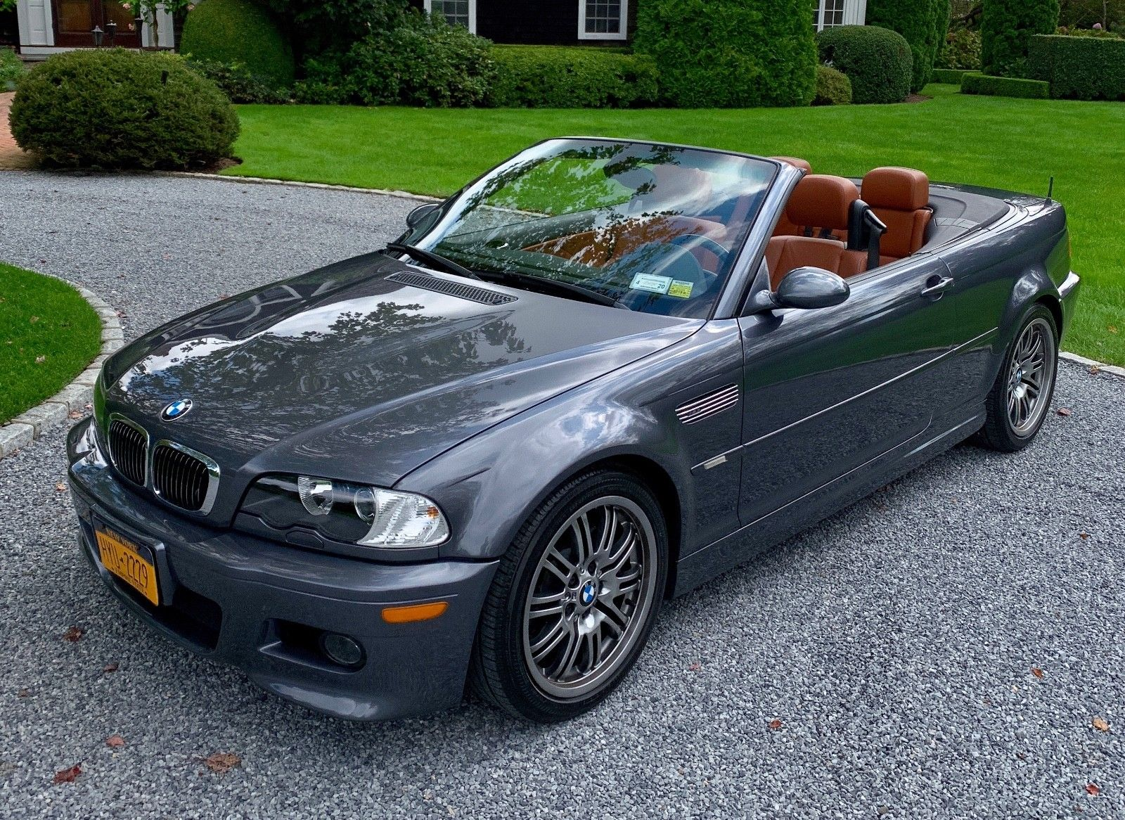 2003 Bmw M3 Convertible German Cars For Sale Blog