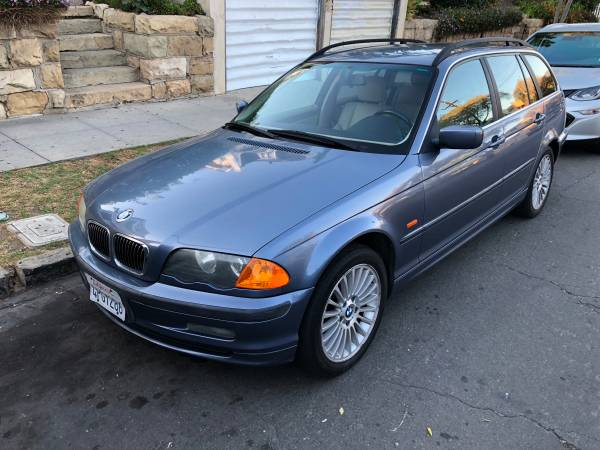 2001 BMW 325xi Touring – German Cars For Sale Blog
