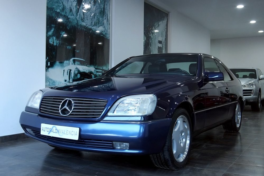 mercedes w140 coupe amg