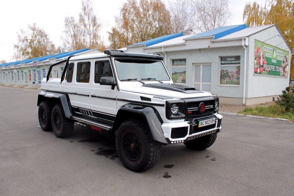 Brabus German Cars For Sale Blog