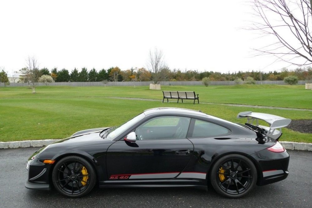 2011 Porsche 911 Gt3 Rs 4 0 German Cars For Sale Blog