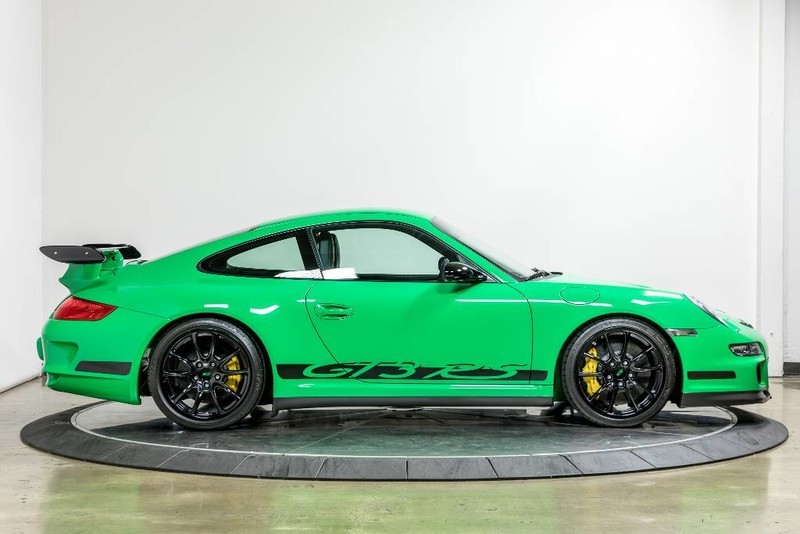 Double Take 2007 Porsche 911 Gt3 Rs German Cars For Sale Blog