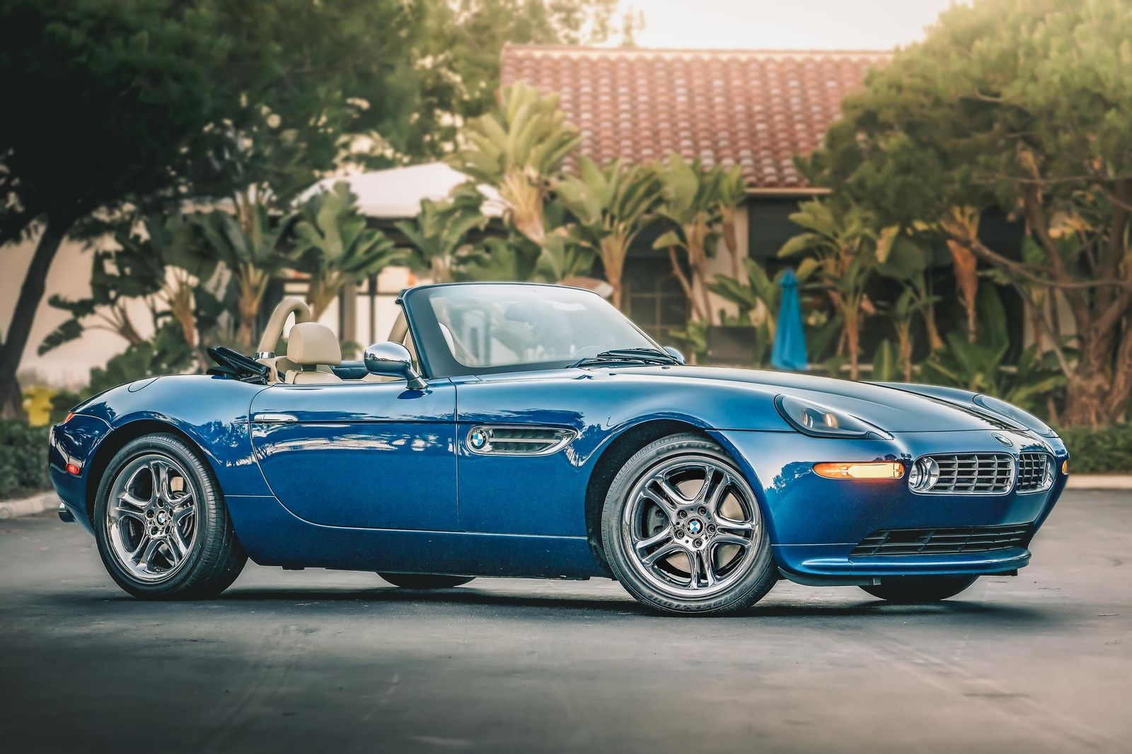 2000 Bmw Z8 With 4 602 Miles German Cars For Sale Blog
