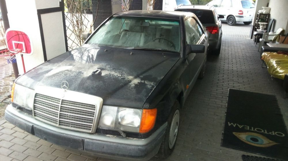 1988 Mercedes-Benz 300CE with 60 miles – German Cars For