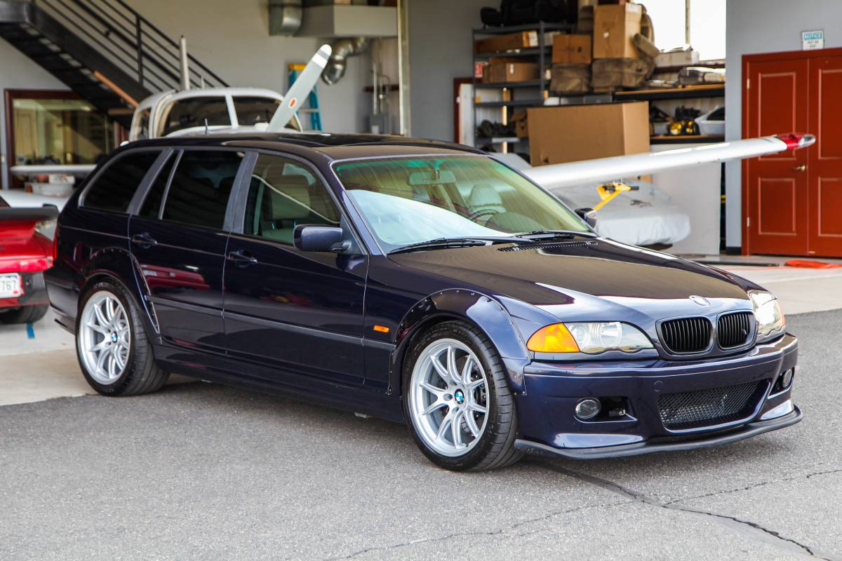 Superb Swap 2001 Bmw 325xi Touring S54 6 Speed German Cars For Sale Blog