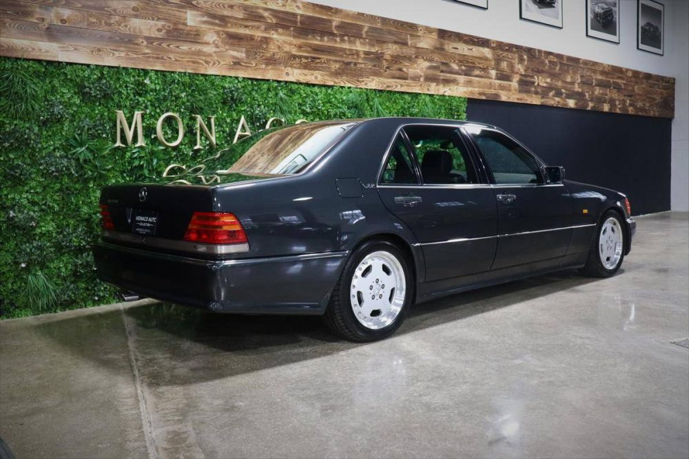 1993 Mercedes Benz 600sel German Cars For Sale Blog