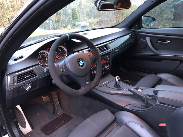 Feature Listing: 2012 BMW M3 Competition Package – German