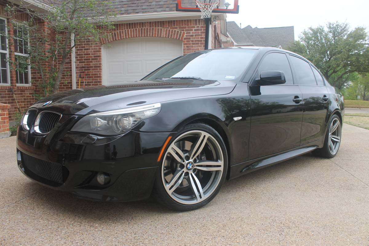 Feature Listing: 2008 BMW 550i M-Sport Dinan 5