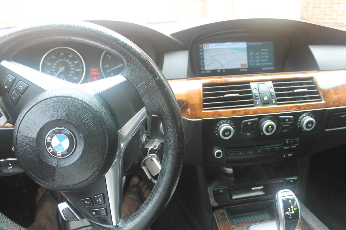 Feature Listing 2008 Bmw 550i M Sport Dinan 5 German Cars For Sale Blog
