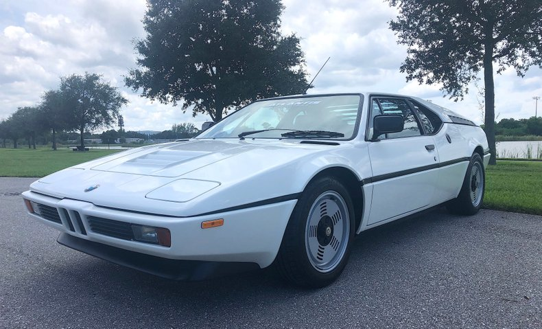 BMW M1 For Sale >> 1979 Bmw M1 German Cars For Sale Blog
