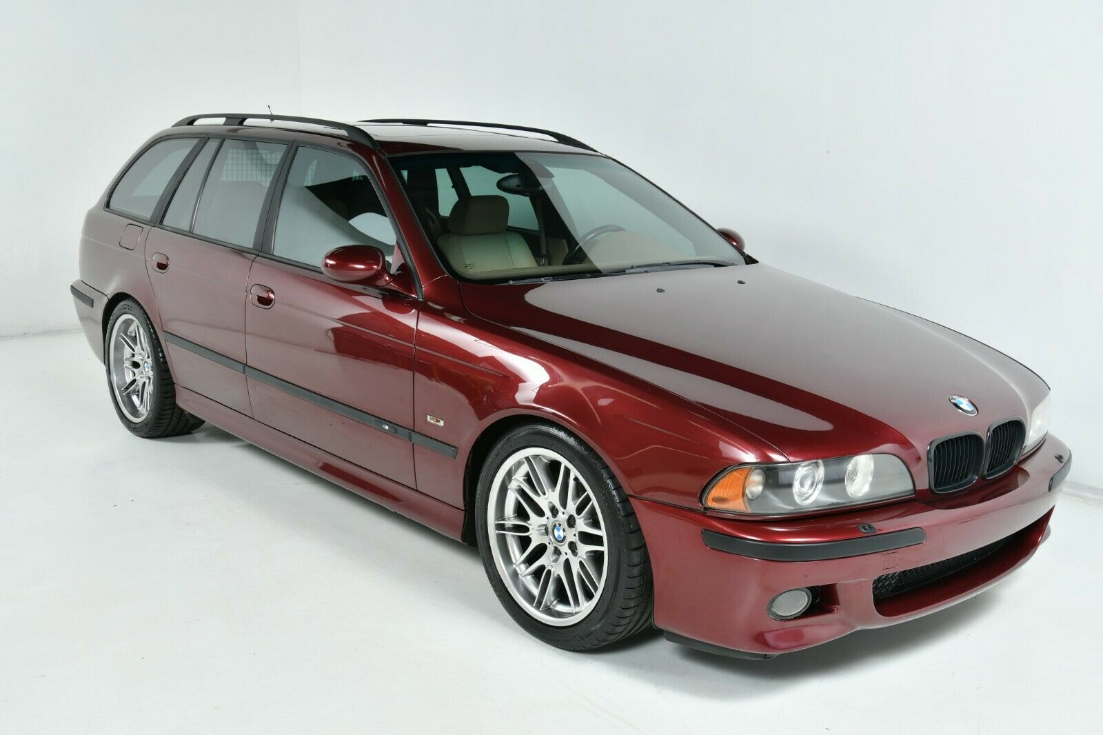 2000 Bmw 540i Sport Touring Dinan Supercharged German Cars For Sale Blog