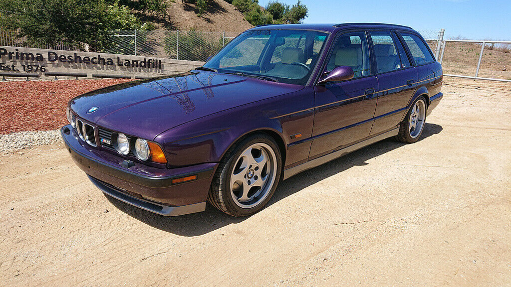 1992 Bmw M5 Touring German Cars For Sale Blog