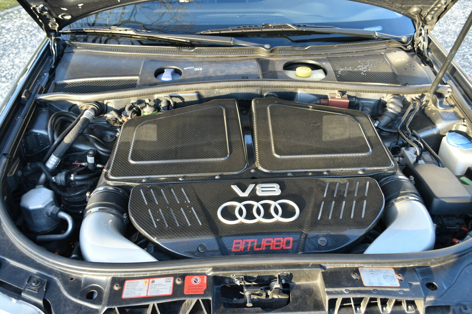 2003 Audi Rs6 6 Speed German Cars For Sale Blog