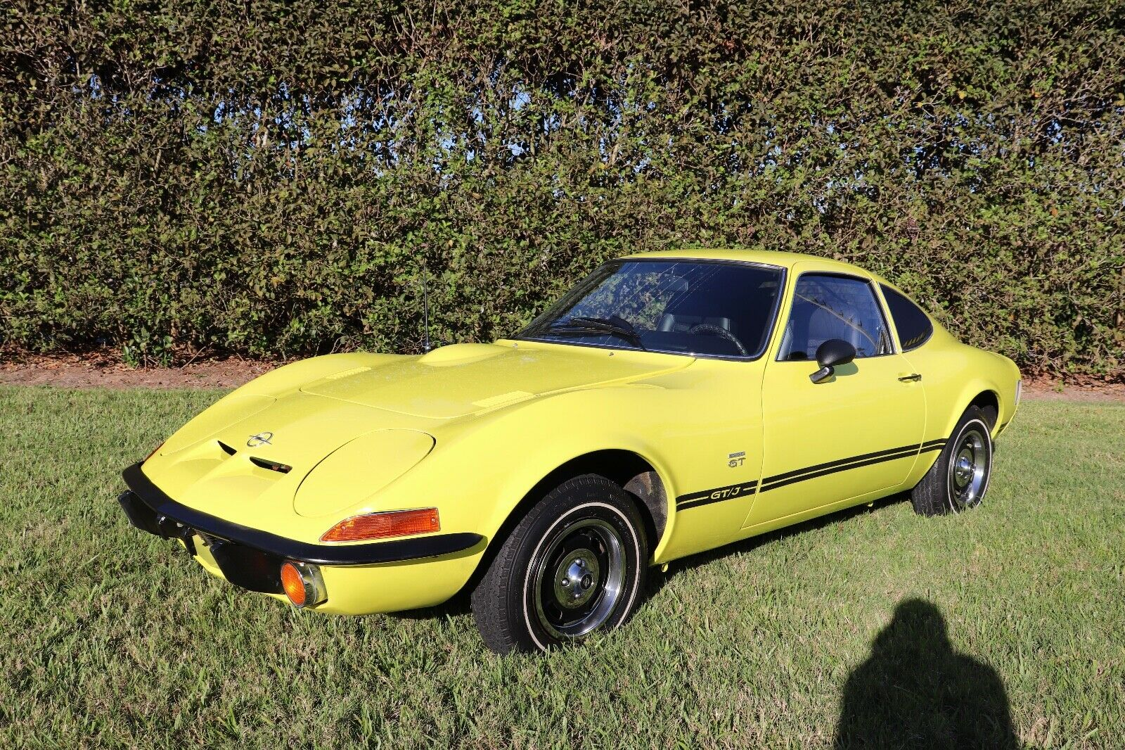 1970 Opel Gt German Cars For Sale Blog