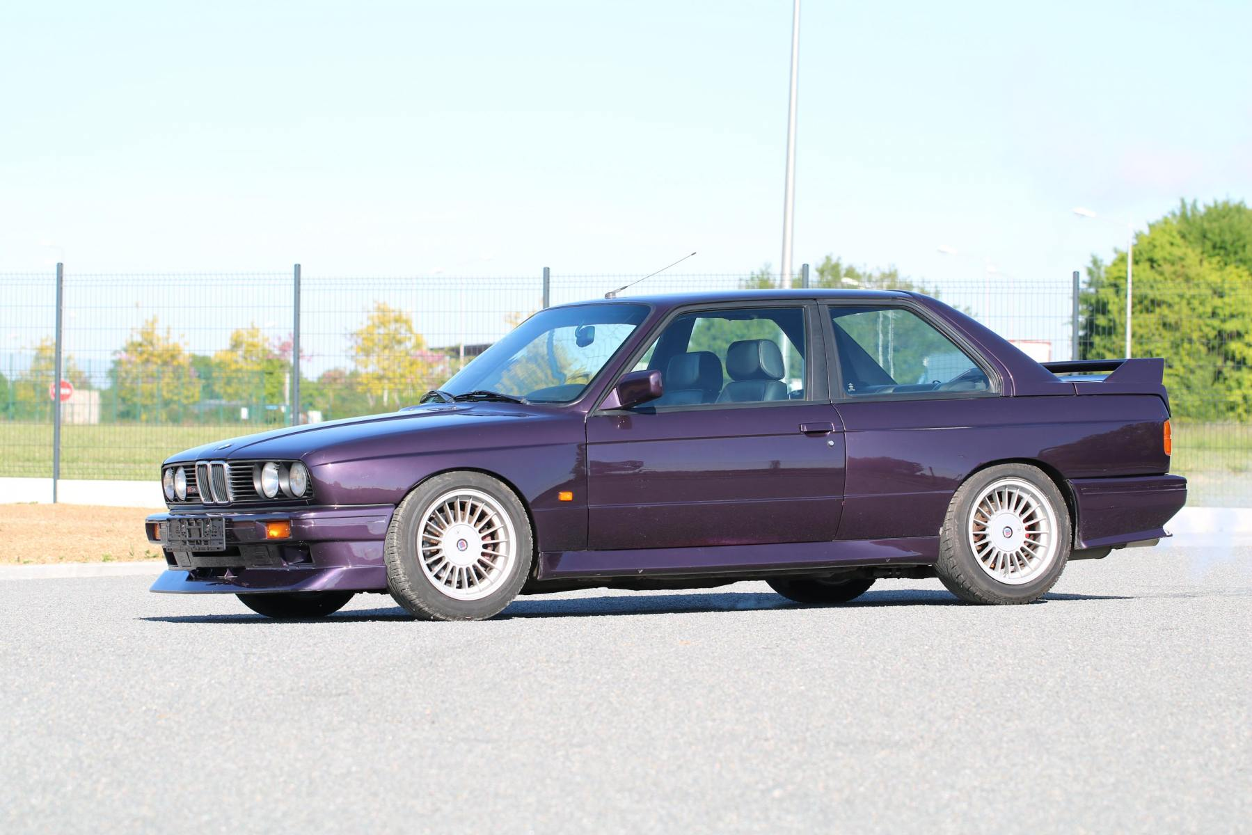 Easter Egg 1988 Alpina B6 3 5s German Cars For Sale Blog