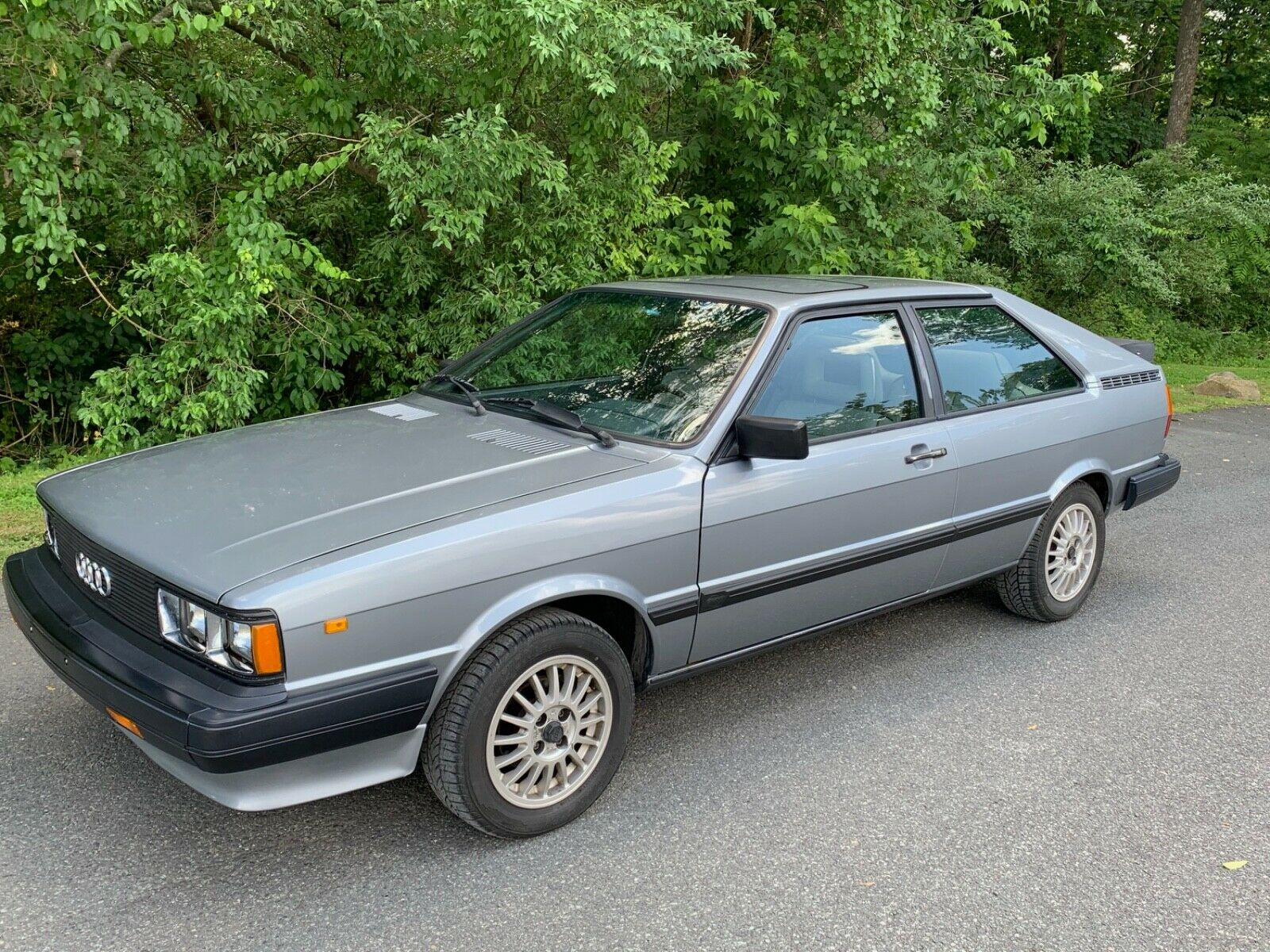 1984 Audi Coupe GT - German Cars For Sale Blog